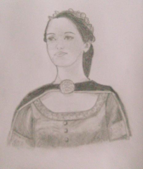 Anna Popplewell by morgane